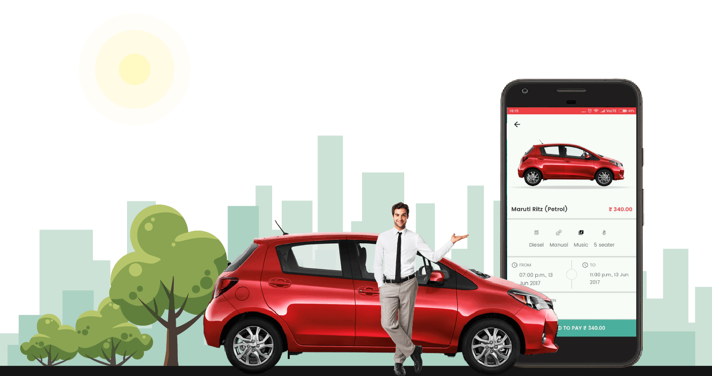 ProRido - Outstation Cabs in Bangalore