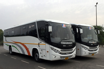 Multi Axle Coach - Outstation Bus in Bangalore - ProRido